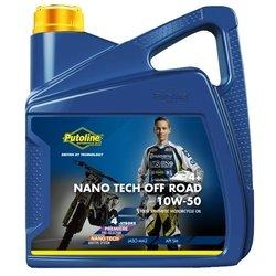 Putoline Nano Tech Off Road 4+ 10W-50 4 л