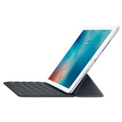 Клавиатура для Apple iPad Pro 9.7 (Apple Smart Keyboard MNKR2RS/A) (темно-серый) RU
