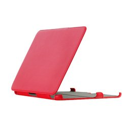 """Универсальный чехол-книжка для планшетов 9.7"""" с поворотным механизмом (YT000008819) (красный)"""