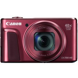Canon PowerShot SX720 HS (красный)