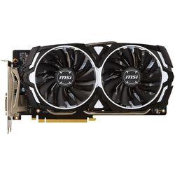 MSI GeForce GTX 1060 1544Mhz PCI-E 3.0 6144Mb 8008Mhz 192bit DVI 2xHDMI 2xDP Armor RTL