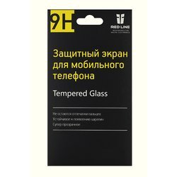 защитное стекло для apple iphone 5, 5s, 5c, se (tempered glass yt000009816) (full screen, белый)