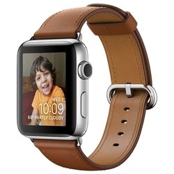 Apple Watch Series 2 42mm with Classic Buckle