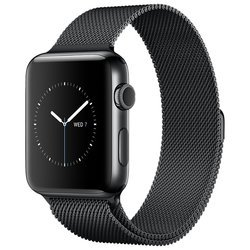 Apple Watch Series 2 42mm with Milanese Loop