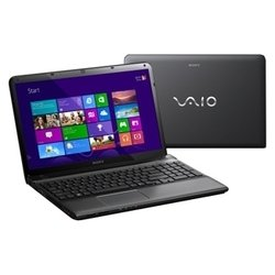 "sony vaio sve1513x9r (core i5 3230m 2600 mhz/15.5""/1366x768/4096mb/500gb/dvd-rw/wi-fi/bluetooth/win 8 pro 64)"