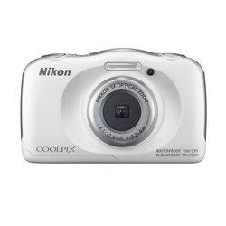 Nikon CoolPix W100 (белый)
