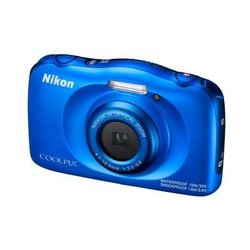 Nikon CoolPix W100 (синий)