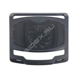 """Охлаждающая подставка для ноутбука до 15.6"""" (DeepCool N400) (черный) RTBOX"""
