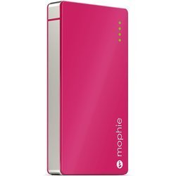 Mophie Powerstation Mini 2500mAh (розовый)