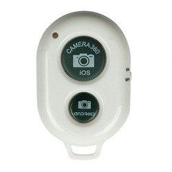 Bluetooth пульт управления камерой мобильного телефона или планшета на расстоянии, пульт для селфи (RITMIX RMH-020BTH Selfie) (белый)