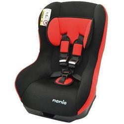 Автокресло детское Nania Basic (paprika) (черный, красный)