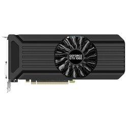 Palit GeForce GTX 1060 1506Mhz PCI-E 3.0 3072Mb 8000Mhz 192 bit DVI HDMI HDCP StormX RTL