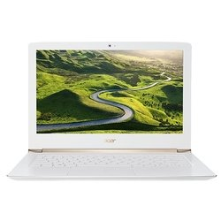 "acer aspire s5-371-525a (intel core i5 6200u 2300 mhz/13.3""/1920x1080/8.0gb/256gb ssd/dvd нет/intel hd graphics 520/wi-fi/bluetooth/win 10 home) (nx.gcjer.001) (белый)"