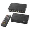 SUPRA SDT-90 (черный) - ТВ тюнерTV-тюнеры<br>Ресивер Supra SDT-90, прием DVB-T, DVB-T2, функция записи видео, функция Time Shift, пульт ДУ, дисплей, родительский контроль, вес: 110г.<br>