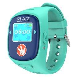 Детские часы-телефон с GPS трекером Fixitime 2 (синий)