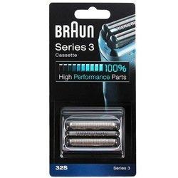 Бритвенная кассета для Braun Series 3 310, Series 3 320, Series 3 340, Series 3 350, Series 3 360, Series 3 370, Series 3 380, 390сс (81483732)
