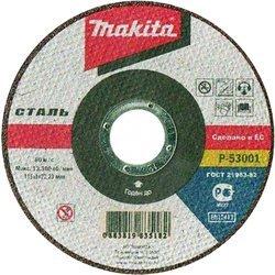 Отрезной диск по металлу Makita P-53001