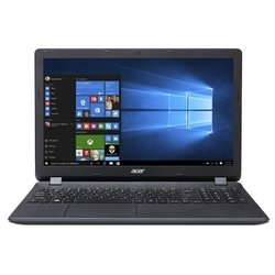 "acer extensa 2530-55fj (intel core i5 4200u 1600 mhz/15.6""/1366x768/4.0gb/1000gb/dvd нет/intel hd graphics 4400/wi-fi/bluetooth/win 10 home) (nx.effer.014) (черный)"