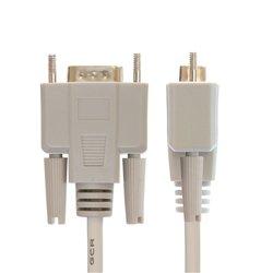 Нуль-модемный кабель COM RS232 15 m (GCR-DB901-15m)