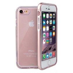 Чехол-накладка для Apple iPhone 7 (Uniq Aeroporte IP7HYB-ARPRGD) (розово-золотистый)