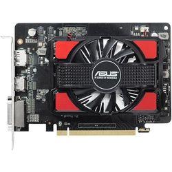 ASUS Radeon R7 250 725Mhz PCI-E 3.0 1024Mb 1125Mhz 128 bit DVI HDMI DP RTL