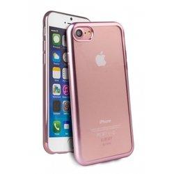 Чехол-накладка для Apple iPhone 7 (Uniq Glacier Frost IP7HYB-GLCFRGD) (розово-золотистый)