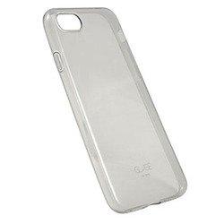 Чехол-накладка для Apple iPhone 7 (Uniq Glase IP7HYB-GLSSMK) (серый)