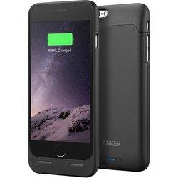 Чехол-аккумулятор для Apple iPhone 6, 6s 2850mAh (Anker A1405011) (черный)