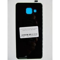 Задняя крышка для Samsung Galaxy A3 A310F 2016 (99584) (черный) (1 категория Q)