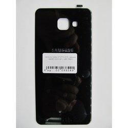 Задняя крышка для Samsung Galaxy A7 A710 2016 (99589) (черный) (1 категория Q)