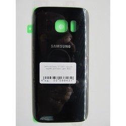 Задняя крышка для Samsung Galaxy S7 G930 (99431) (черный) (1 категория Q)