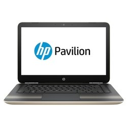 "hp pavilion 14-al006ur (intel core i3 6100u 2300 mhz/14.0""/1366x768/6.0gb/128gb ssd/dvd нет/intel hd graphics 520/wi-fi/bluetooth/dos)"