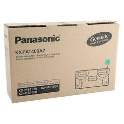 Картридж для KX-MB1520 RU, KX-MB1500 RU Panasonic KX-FAT400A7 (черный)