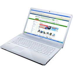 "Sony VAIO SV-E14A2V6R/W (Core i5 3210M 2500 Mhz, 14.0"", 1366x768, 4096Mb, 500Gb, DVD-RW, Wi-Fi, Bluetooth, Win 8 64) White"