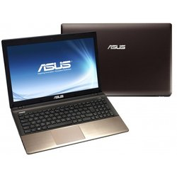 "ноутбук asus k55vd-sx671h 90n8dc514w5h4b5813ay (intel core i5 3230m 2.6ghz, 4096mb, 750gb, 15.6"", 1366*768, dvd+/-rw, nvidia geforce 610g 1024mb, windows 8) коричневый"