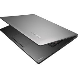 "ноутбук lenovo ideapad s405 59-343791 (a8 4555m 1600 mhz, 14"", 1366x768, 4096mb, 500gb, dvd нет, amd radeon hd 7450m, wi-fi, bluetooth, win 8 64) grey"
