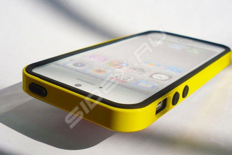 бампер на айфон 5