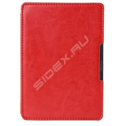 Чехол для Amazon Kindle Paperwhite / Paperwhite 2013/2014 NFCase с клипсой (красный)