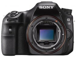 sony alpha slt-a58 body