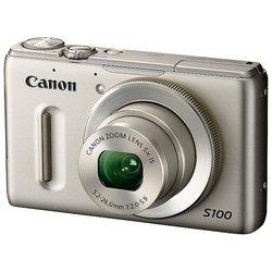 Canon PowerShot S100 (серебро)
