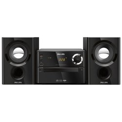 Philips MCM1150/12 (черный)