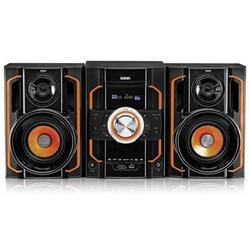 BBK AMS303U (черный/оранжевый)