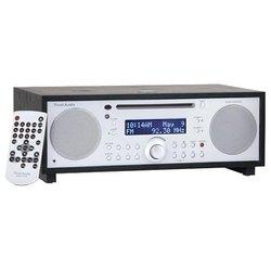 Tivoli Audio Music System black ash/silver