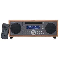 Tivoli Audio Music System cherry/metallic taupe