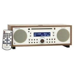 Tivoli Audio Music System walnut/beige