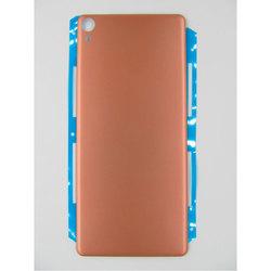 Задняя крышка для Sony Xperia XA Dual F3112 (99529) (розовый) (1 категория Q)