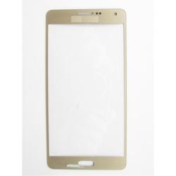Стекло экрана для Samsung Galaxy A7 A700F (99462) (золотистый)