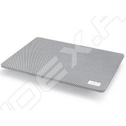 "Охлаждающая подставка для ноутбука до 15.6"" (Deepcool N1) (белый)"
