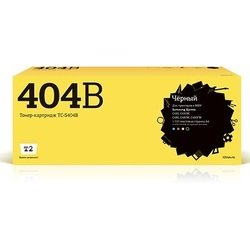 Картридж для Samsung SL-C430, SL-C430W, SL-C480, SL-C480W, SL-C480FW (T2 TC-S404B) (черный, с чипом)