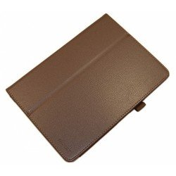 Чехол-книжка для Samsung Galaxy Tab A 7.0 SM-T285 (PALMEXX SMARTSLIM PX/STC SAM TabA T285) (кожзам, коричневый)